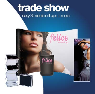 Trade Show Displays | Trade Show Displays and Pop Up Printing