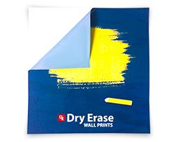 Dry Erase Wall Prints
